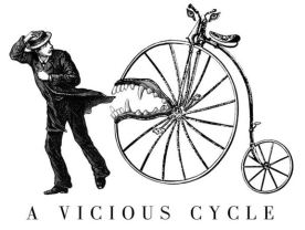 ASAC Vicious Cycle Bike