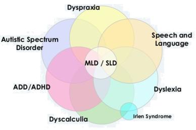 Comorbid Overlap Diagram